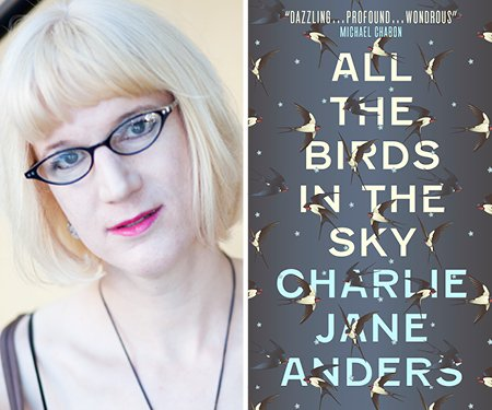 Charlie Jane Anders: Beautiful Fantasy