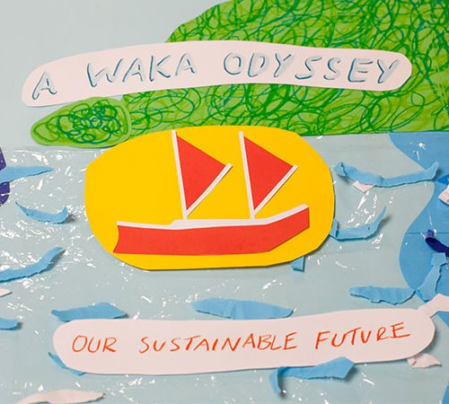 Waka Odyssey Sustainable Future