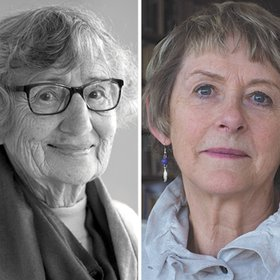 Elspeth Sandys & Renée: Looking Back