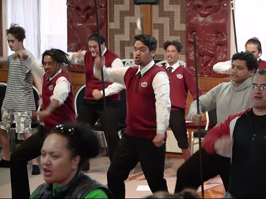 Haka Video Still 600x450