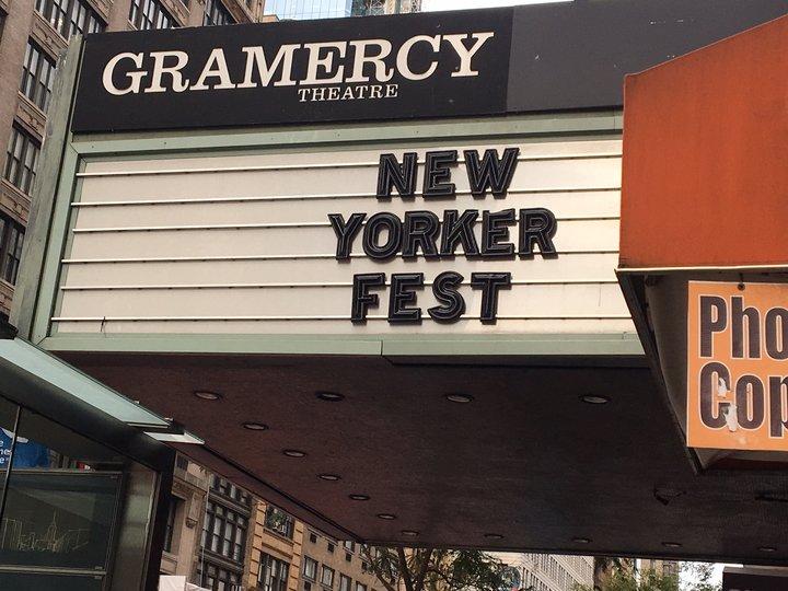 New Yorker Festival