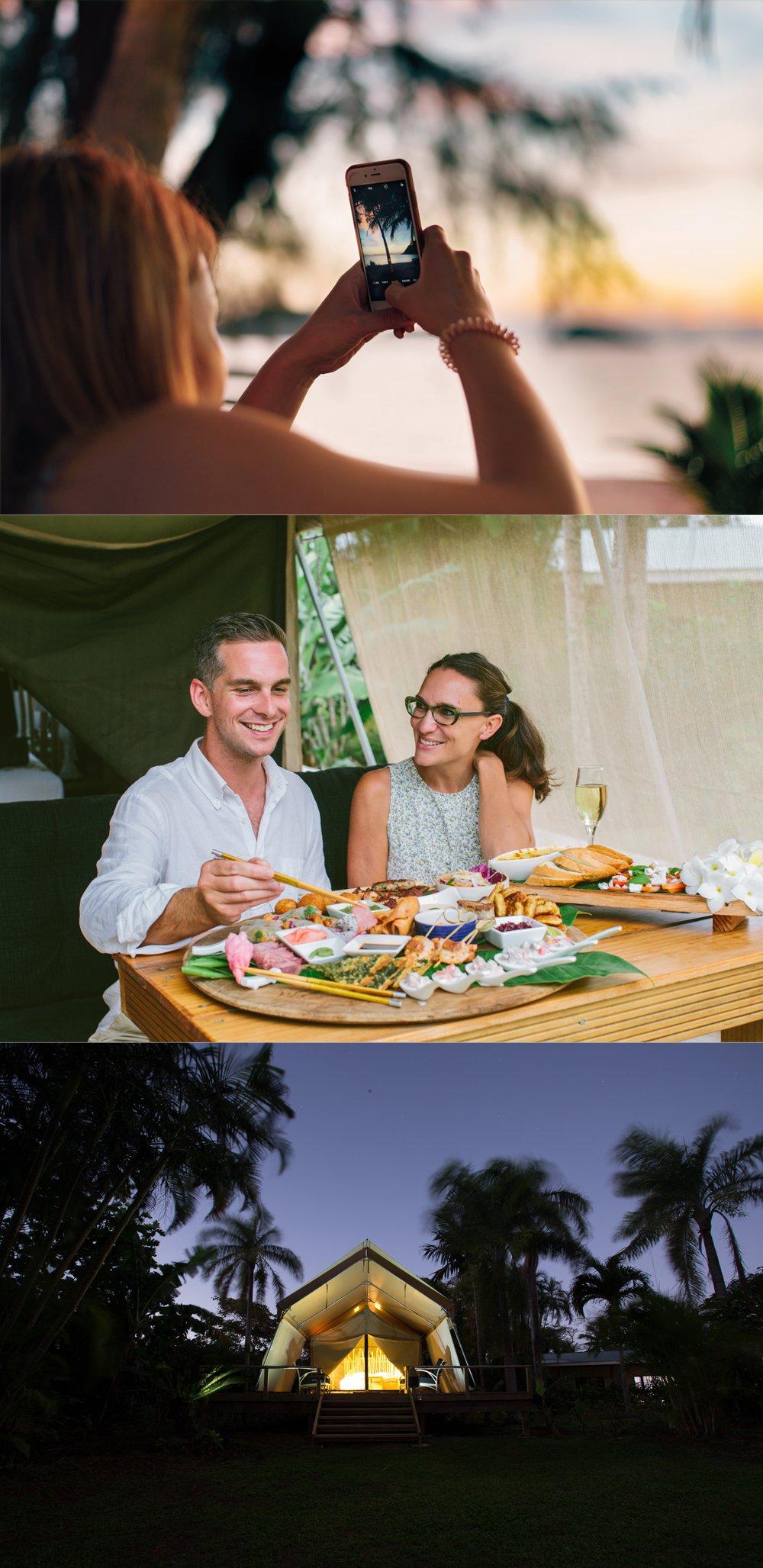 Ikurangi Retreat Collage 4