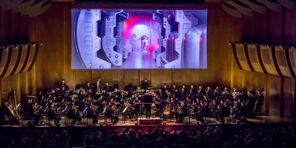 New York Philharmonic, World Premiere, Star Wars Film Concert Series 2017, Chris Lee/courtesy of the New York Philharmonic. Photo ©2017 Chris Lee