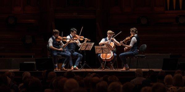 Orava Quartet: Romance and Revolution - NZF2018 - 2000x1000