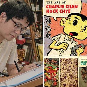 Sonny Liew: Epic Comics