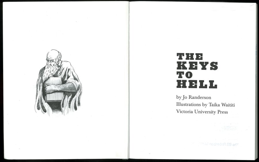 The Keys to Hell Randerson