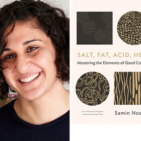 Samin Nosrat: Salt, Fat, Acid, Heat
