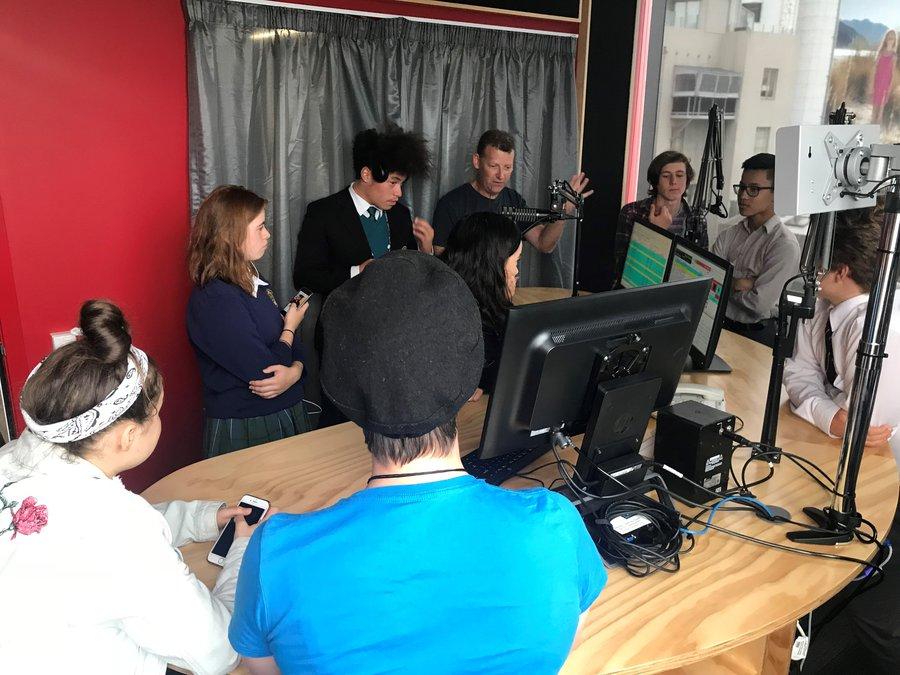 te auaha_radio studio